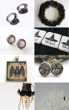 The Witching Hour is Coming by Laura Barker on #Etsy #halloween