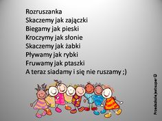 Polish Language, Speech Therapy, Kids And Parenting, Kids Playing, Literacy, Crafts For Kids, Kindergarten, Education, Children