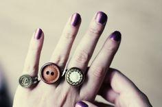 De manier om deze te gekke knoop ringen zelf te maken! - ThePerfectYou.nl