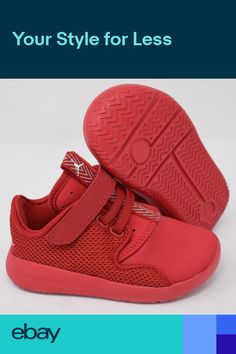 a6f944cf211425 Jordan Eclipse BT 854548-614 Kids Toddler Shoes Red