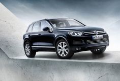 VW lança edição comemorativa dos dez anos da Touareg
