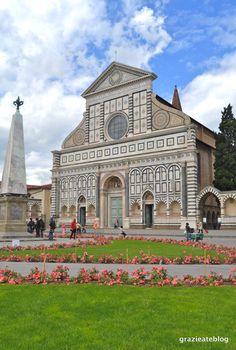 Igreja Santa Maria Novella  Firenze
