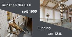 Kunst in der ETH seit 1955