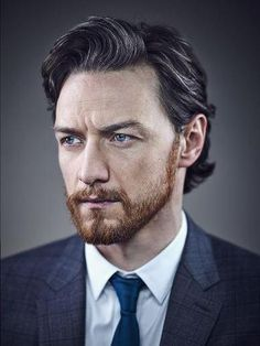 @JAMsessionMB A fantastic new portrait of James McAvoy for the new 'Drama Kings' feature. Watch for article in The Times