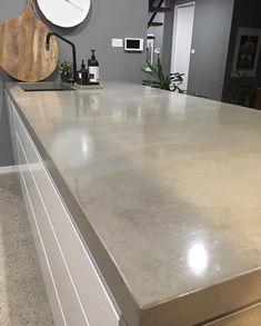 Concreate concrete countertop