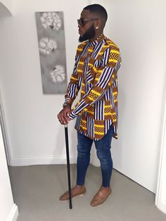 Native Wears For Guys August 2018 African Wear Styles For Men, African Shirts For Men, Ankara Styles For Men, African Dresses Men, African Attire For Men, African Clothing For Men, Kente Styles, Nigerian Men Fashion, African Print Fashion