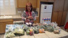 Fresh produce Haul - Preparing for the Coming Week