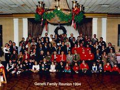 1994 Genetti Family Reunion