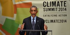 Obama: Climate Change Will 'Define The Contours Of This Century'