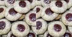 Makové kolieska - Receptik.sk Holidays And Events, Gluten Free, Cookies, Food, Diet, Glutenfree, Crack Crackers, Biscuits, Essen