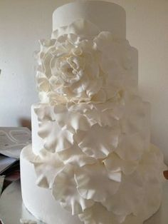 Fake Wedding Cake. Fake Wedding Cake on Tradesy Weddings (formerly Recycled Bride), the world's largest wedding marketplace. Price $100.00...Could You Get it For Less? Click Now to Find Out!
