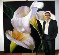 Nascido em Maracay, Estado Aragua , Venezuela. Em 01 de setembro de 1969 . Desde pequeno se inclinou para o desenho artístico, inspirad...
