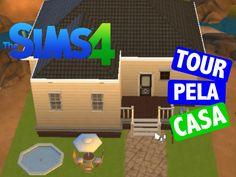 THE SIMS (4)- TOUR PELA CASA  ! THALITA MATSURA