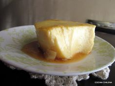 Chilean Recipes, Chilean Food, Flan, Camembert Cheese, Ethnic Recipes, Happy Heart, Gastronomia, Pie Recipes, Sweet Desserts