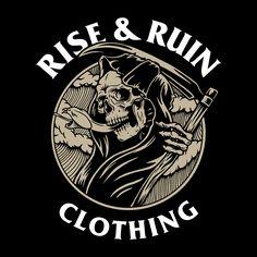 Rise & Ruin: Reaper on Behance