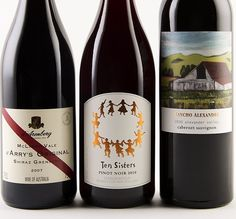 Three ripe, deep, flavorful reds for any occasion