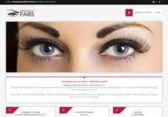 design du site extention-cils-paris.fr by be agency