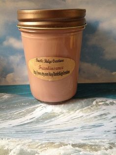 Frankincense Aroma Therapy Soy Candle by RusticRidgeCreations, $6.50