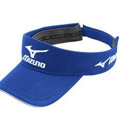 e4b9579e7eb Mizuno Tour Visera - Men s Golf Cap (Cotton) Color  Blue Size  Unique