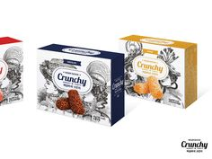 Madam Bashak Crunchy on Packaging of the World - Creative Package Design Gallery