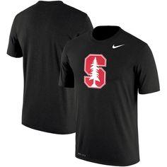 2ed732f455a65c Men s Nike Black Stanford Cardinal Legend School Logo Performance T-Shirt