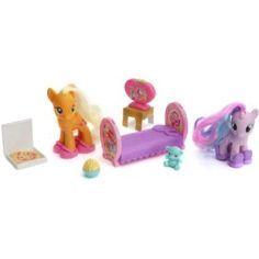 My Little Pony - Applejack et Star Dreams