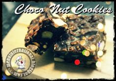 Recipes Choco Nut Cookies Istimewa