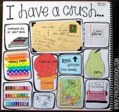 journaling by pinksuedeshoe