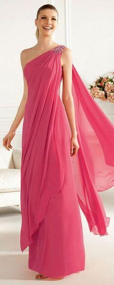 Cocktail Long Dress