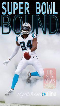 Coastal Carolina alums Josh Norman, Mike Tolbert and the Carolina Panthers are headed to Super Bowl 50!