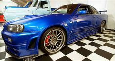 Paul Walker's Fast & Furious Nissan Skyline GT-R R34 up for sale - is it a hoax? - See more at: http://www.torquenews.com/1080/paul-walkers-fast-furious-nissan-skyline-gt-r-r34-sale-it-hoax