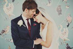 an elegant & eclectic north london wedding