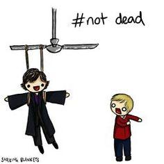 Sherlock #notdead