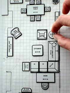 Room layout planner woodwork and living room layouts on for Bedroom arrangement tool