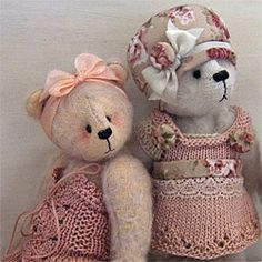 teddybaeren-paelman2...could dress up my bear in cute little outfits too!