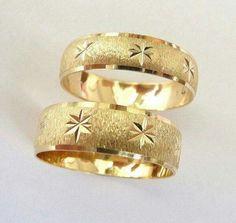 White gold mens wedding band women wedding ring by havalazar