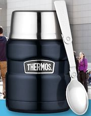 Enter the Free Thermos Stainless King Food Jar Sweepstakes Ends October 2013 Thermos Food Jar, King Food, Lunch Cooler, Instant Win Games, Needful Things, Giveaways, Tumbler, Free, Drinkware