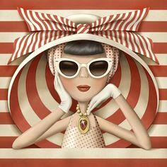 glasses.quenalbertini: Nina de San, Sunglasses via erikasternlove / tumblr
