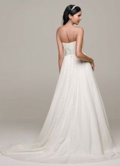 David's Bridal V9743 Talla 14 - De noviaa novia