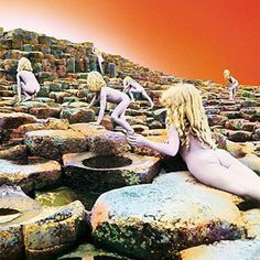 Warner Music Group Led Zeppelin - Houses Of The Holy (Vinyl) (Remaster) Led Zeppelin - Houses Of The Holy (Vinyl) (Remaster) Rock Movies, Music & Books Led Zeppelin Album Covers, Led Zeppelin Albums, Led Zeppelin Iv, Led Zeppelin Vinyl, Storm Thorgerson, Atlantic Records, The Clash, London Calling, Pink Floyd