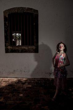 Retrato - Palhaço - Olinda