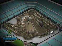 Dirt Bike Track, Rc Track, Motocross Tracks, Pit Bike, Racing, Map, Ranch, Goals, Running