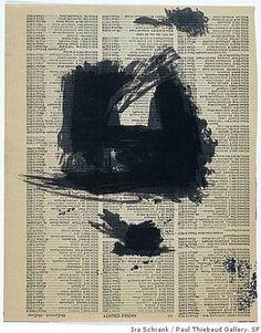 Bay Area Art Quake: Franz Kline at Thiebaud in North Beach