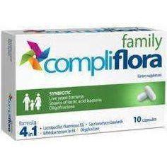 Compli Flora Family x 10 capsules UK, compli flora family UK Medical Packaging, Best Probiotic, Package Design, Drugs, Flora, Medicine, Room Ideas, Packaging Design, Medical