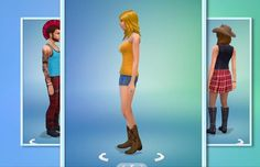 Do you think The Sims 4 should stay as PC/Mac only, or should it come to consoles as well in 2014/2015? Take a look at this new Create A Sim gameplay video for the upcoming game.