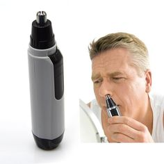 Electric Nose Hair Trimmer,Beyoung(TM) Multifunction Vibrissa Shaving Nose Ear Face Hair Trimmer Shaver Clipper Cleaner Electric Shaver Self Cleaning for Men Women * Unbelievable  item right here! : dry SkinCare