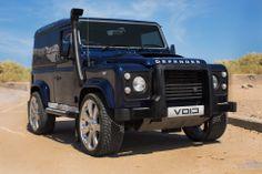 Land Rover Defender Hardtop