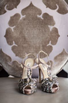 Sparkly #Valentino Shoes