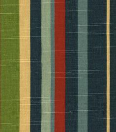 Home Decor Print Fabric Burton Denim