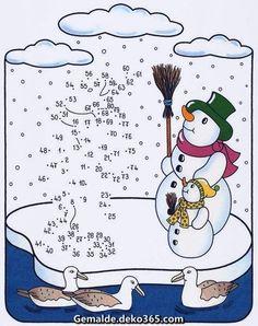 – DIY for kids - Malvorlagen Mandala Christmas Colors, Holiday Fun, Christmas Crafts, Winter Activities, Christmas Activities, Coloring Pages For Kids, Coloring Books, Diy For Kids, Crafts For Kids